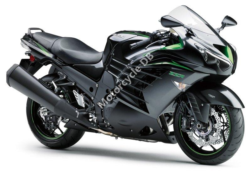 Kawasaki ZZR 1400 2013 29166