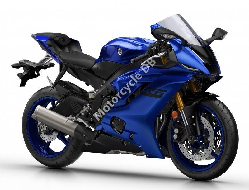 Yamaha YZF-R6 2018 25686