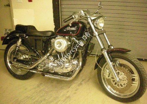 Harley-Davidson XLH 1000 Sportster 1980 8095