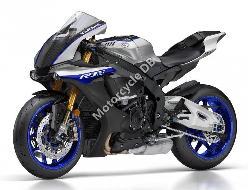 Yamaha YZF-R1M 2018 25796
