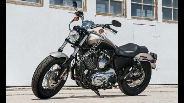 Harley-Davidson Sporster 1200 Custom 2018 24486