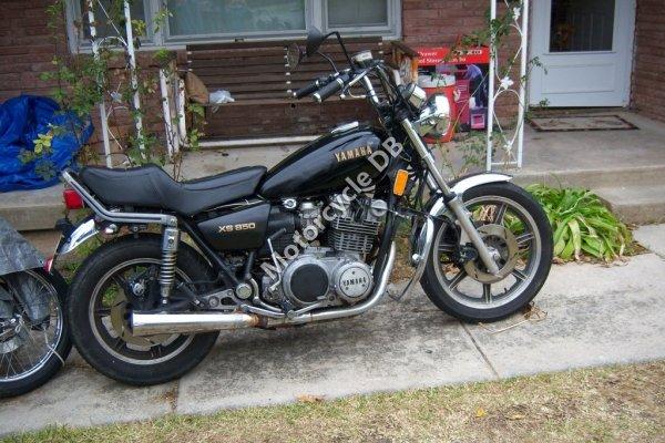 Yamaha XS 850 1980 7149