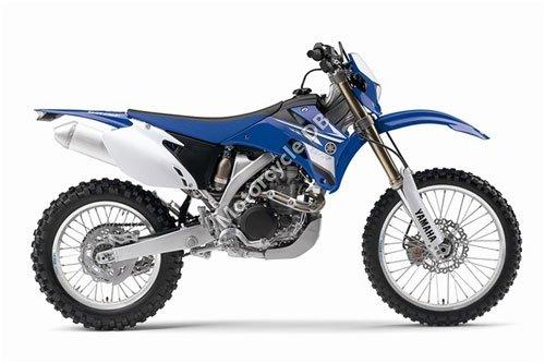 Yamaha WR450F 2008 2979
