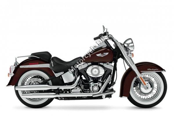 Harley-Davidson FLSTN Softail Deluxe 2011 6532