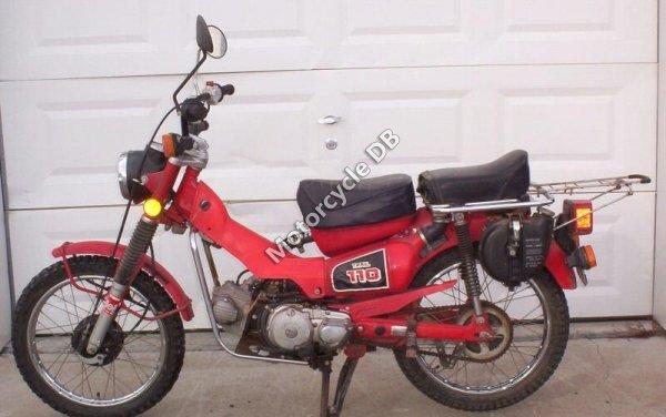 Honda CT 110 2005 19492