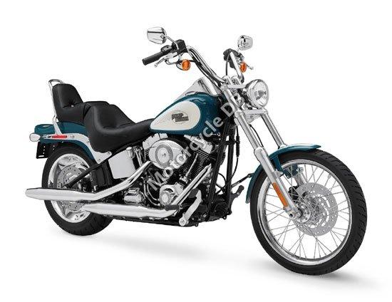 Harley-Davidson FXSTC Softail Custom 2009 3131