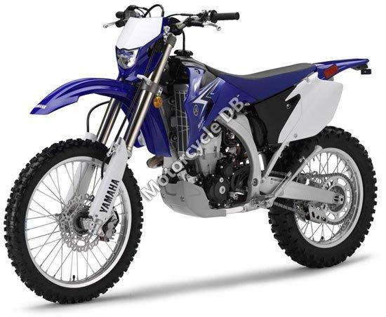 Yamaha WR450F 2010 4575