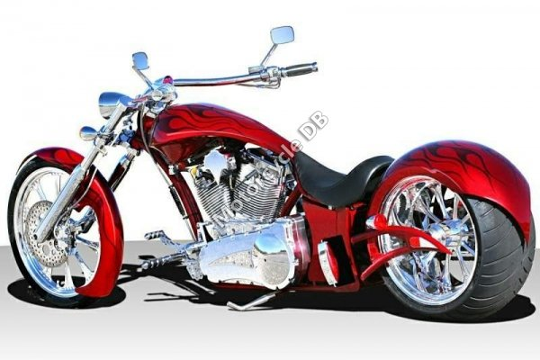Big Bear Choppers Athena ProStreet 114 X-Wedge 2009 19725