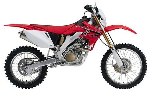 Honda CRF250X 2009 3910