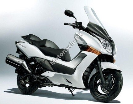 Honda Silver Wing ABS 2010 13916