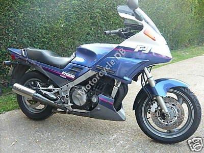 Yamaha FJ 1200 1991 7736
