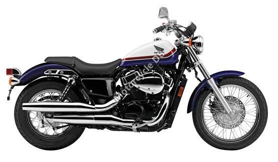 Honda Shadow Classic 400 2011 7211