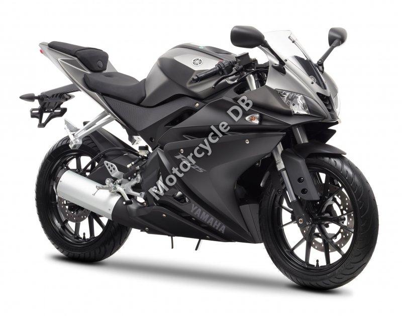Yamaha YZF-R125 2016 25577