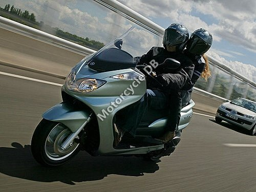 Yamaha Majesty 400 2007 6796