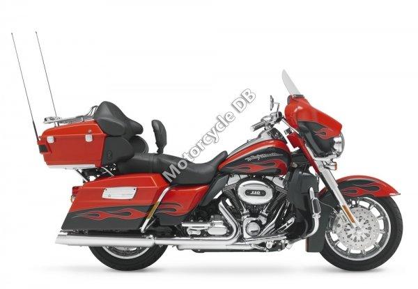 Harley-Davidson FLHTCUSE CVO Ultra Classic Electra Glide Black 2010 14262
