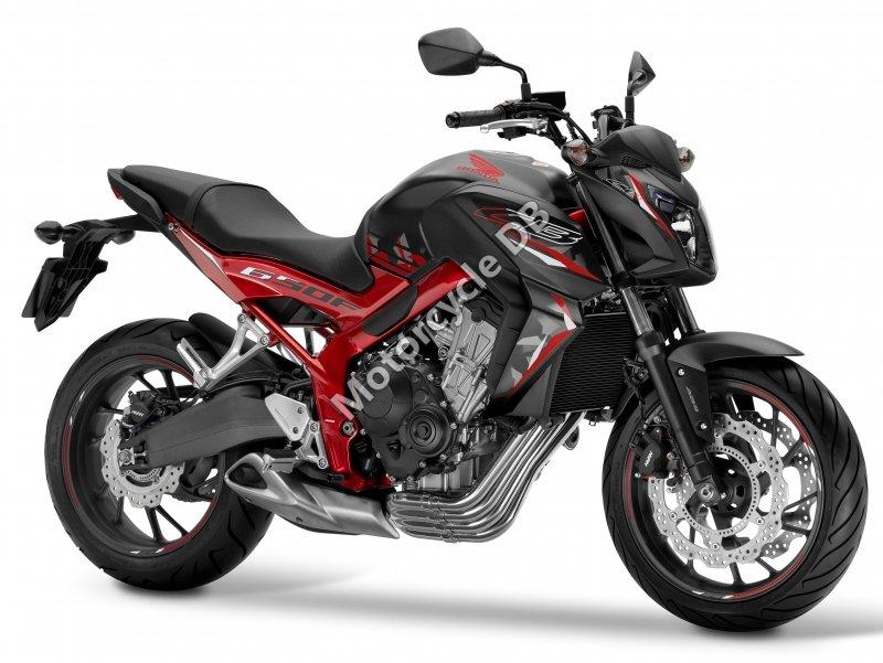 Honda CB650F 2015 29633