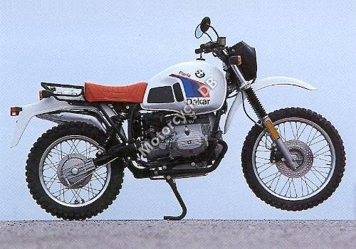 BMW R 80 G/S Paris-Dakar 1984 12405 Thumb