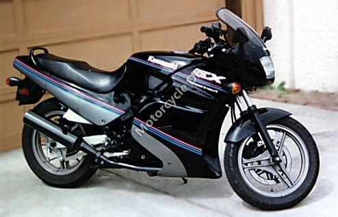Kawasaki EX 500 1991 7443