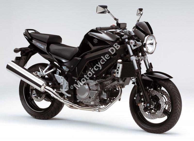 Suzuki SV650 2008 27963