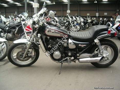 Kawasaki EL 250 (reduced effect) 1989 14364