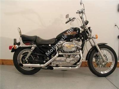 Harley-Davidson 883 Sportster Hugger 1998 8132