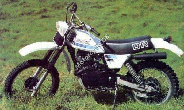 Suzuki DR 400 S 1980 1442