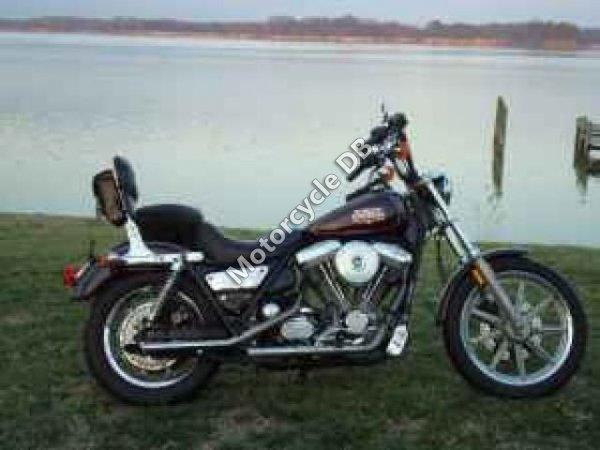 Harley-Davidson FXLR 1340 Low Rider Custom 1988 14985