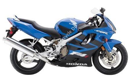 Honda CBR 600 F4i 2006 5239