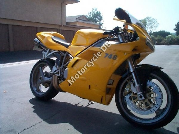 Ducati 748 S 2001 12568