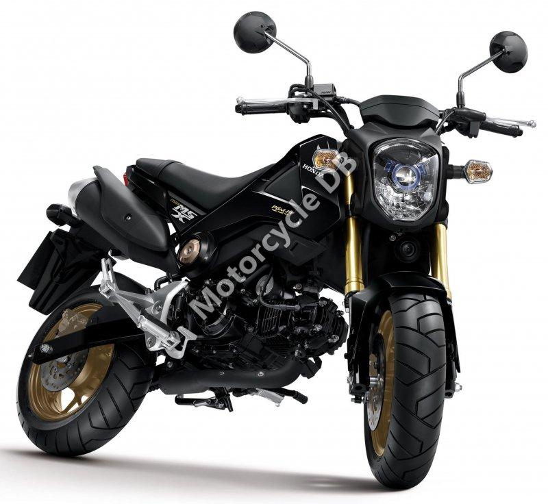 Honda Grom 2014 29440