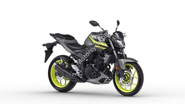 Yamaha MT-03 2018 23990