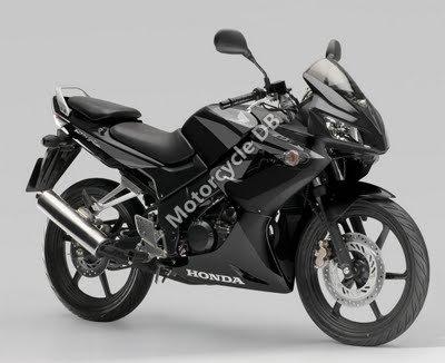 Honda CBR125 2009 9017