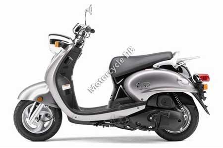Yamaha Vino 125 2007 2242