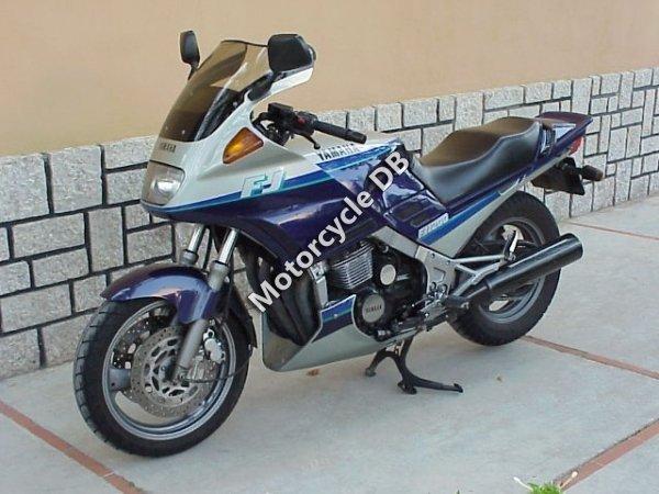 Yamaha FJ 1200 (reduced effect) 1989 11315