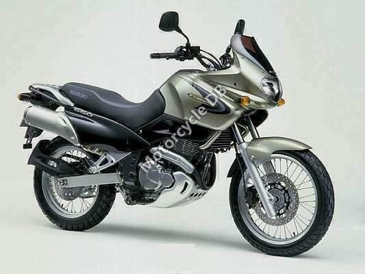 Suzuki XF 650 Freewind 2000 4057