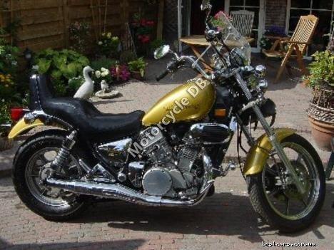 Kawasaki VN-15 SE (reduced effect) 1990 11537