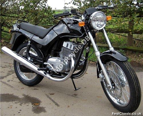 Jawa-CZ 350 Tramp 2009 16769