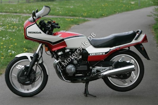 Honda CBX 550 F 1985 15783