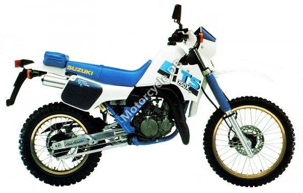 Suzuki TS 250 X 1988 7125