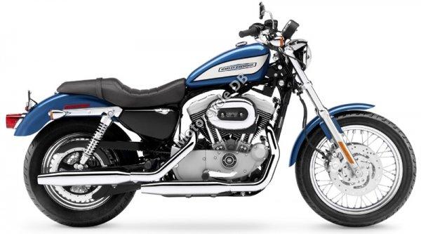 Harley-Davidson XL 883 Sportster 2005 12254
