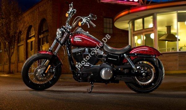 Harley-Davidson Dyna Street Bob Dark Custom 2013 22729