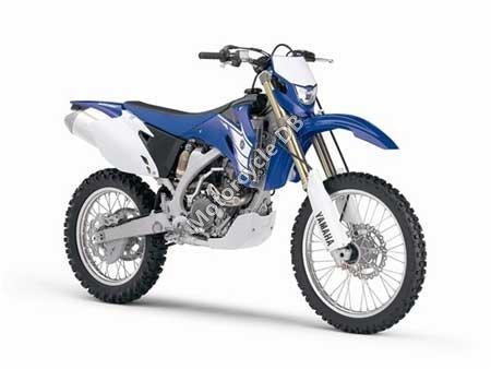 Yamaha WR 250 F 2007 2254