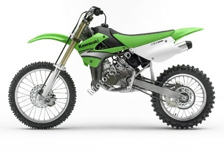 Kawasaki KX100 2007 2017