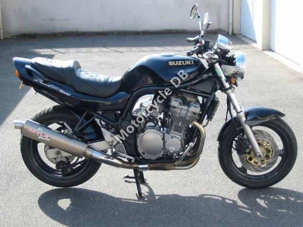 Suzuki Bandit 600 N 2004 12171