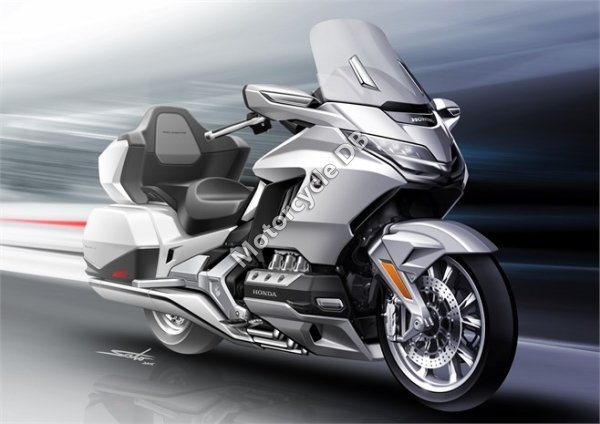 Honda Gold Wing Tour Airbag Automatic DCT 2018 24401