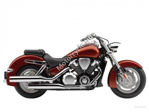 Honda VTX1800F 2011 8495