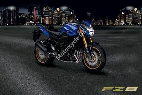 Yamaha FZ8 2010 4492