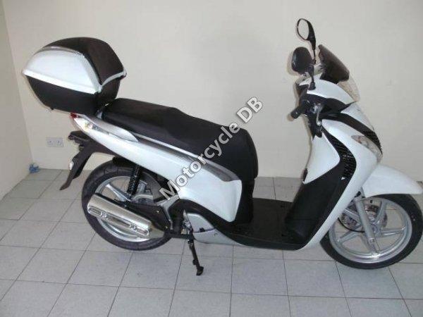 Honda SH125i 2011 7496
