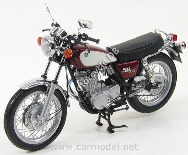 Yamaha SR 500 1998 17947
