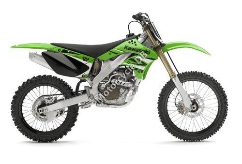 Kawasaki KX250F 2008 2669